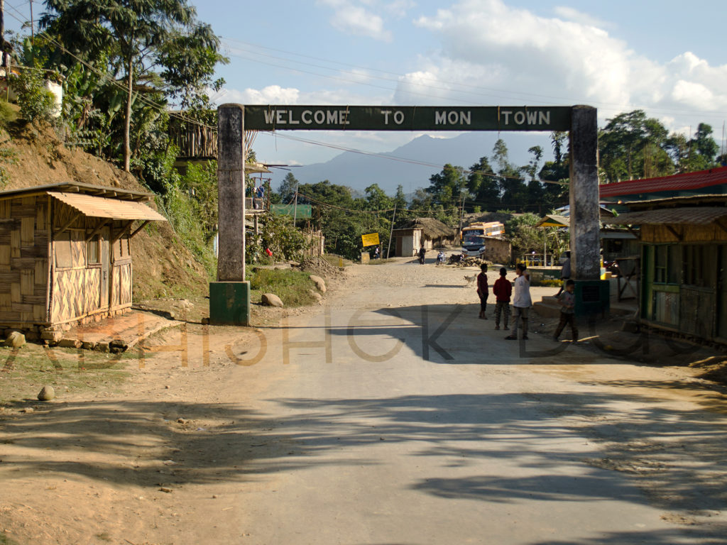 Welcome to Mon Town of Nagaland