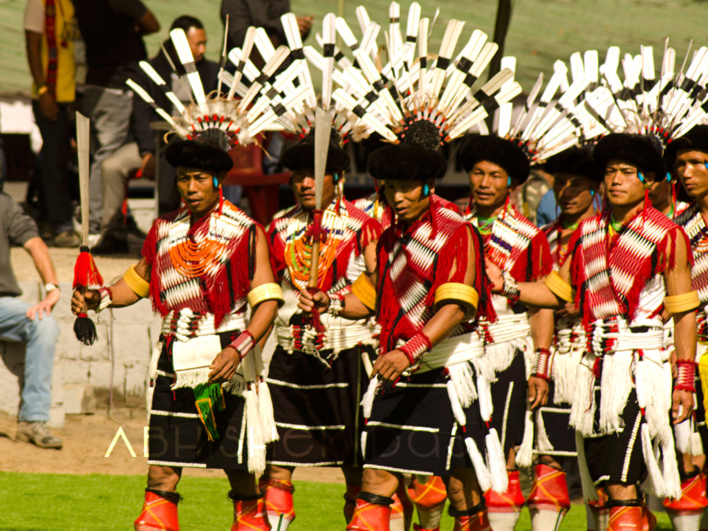 """Travelling to The Land of Nagas """"Nagaland"""", hornbill festival"""