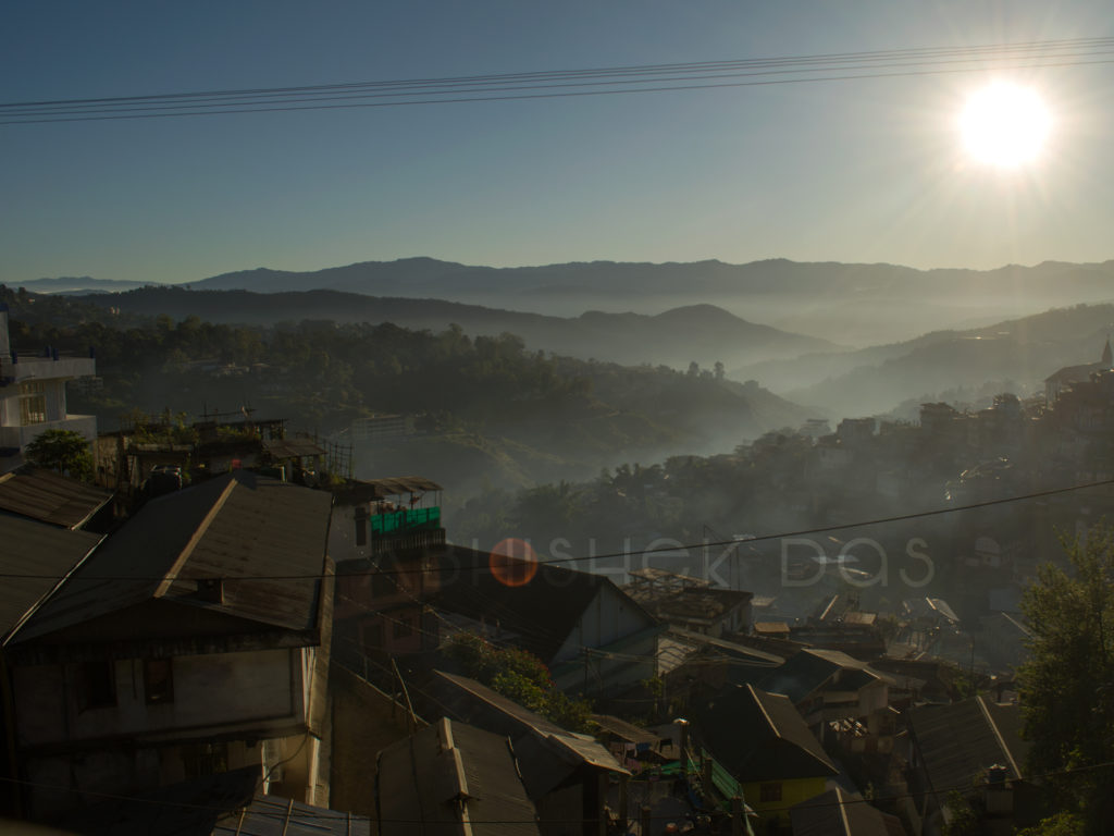 """Travelling to The Land of Nagas """"Nagaland"""""""