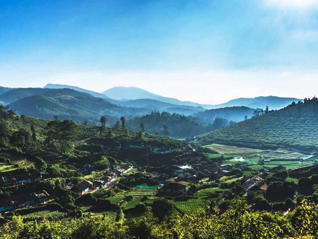hill stations of India Ooty