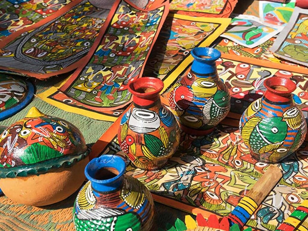 indian art and craft