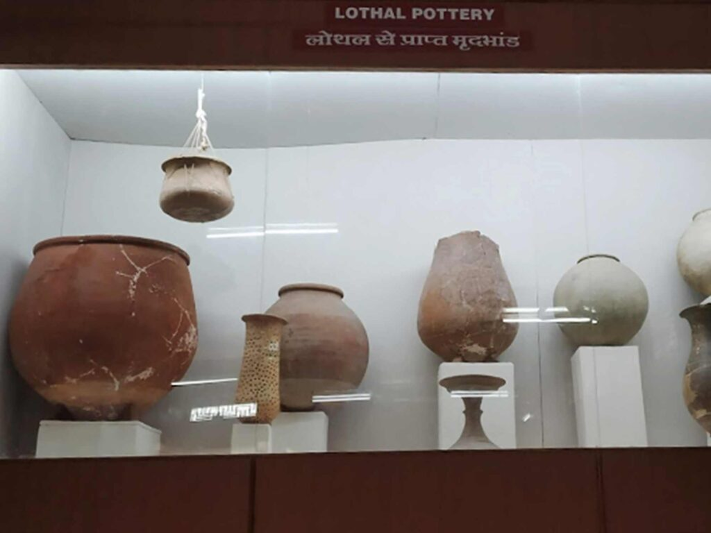 Archaeological Museum In Lothal, Ahmedabad